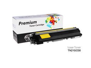 TN210 Yellow Toner Cartridge For Brother HL-3040CN HL-3045CN HL-3070CW HL-3075CW