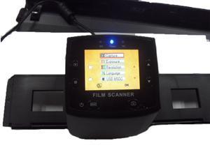 "5MP Digital Film Negative Photo Scanner USB 2.4""LCD Digital 35mm Film Converter Slide Negative Photo Scanner"