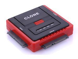 USB 2.0 TO 2.5'' & 3.5'' SATA IDE HDD Docking Station Hard Drive 888U2 HDD Enclosure