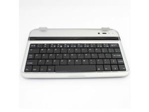 Slim Thin Aluminum Mobile Bluetooth Keyboard Wireless Keyboard Case Stand For Samsung Galaxy Tab 7.0 Keyboard Case