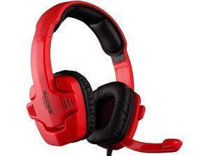 HiFi Stereo Sades SA-901C Computer Headphone With Microphone & Volume Control USB Gaming Headphone Headset For Gamer