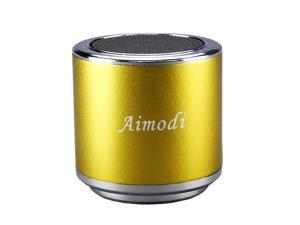 Bluetooth Speakers Portable Built-in Usb Disk Micro-sd card player,3.0W,Disk/TF card, support MP3 format songs,in MP3,MP4 & mobile phone, FM radio function MN06 Green
