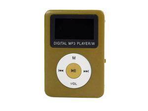 Digital MP3 Player LCD Screen Support 32GB Micro SD Card