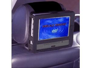 TFY 9-Inch Car Headrest Mount for Swivel & Flip Style Portable DVD Player