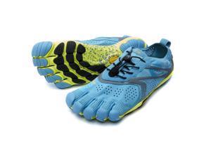 Vibram Fivefingers V-RUN BLUE/YELLOW MENS SIZE 43 16M3102