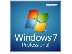 Microsoft Windows 7 Professional OEM x64bit SP1 French