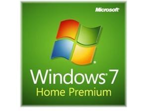Microsoft Windows 7 Home Premium OEM x64bit SP1 French