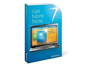 Microsoft Windows 7 Anytime Professional Upgrade (from Home Premium) French