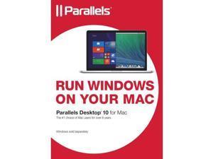 Parallels Desktop 10 For Mac Retail Box Bilingual