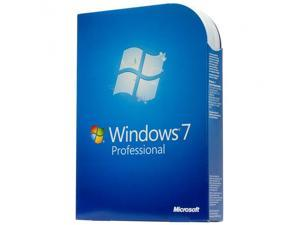 Microsoft Windows 7 Professional Upgrade Retail French
