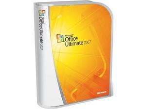 Microsoft Office Ultimate 2007 French Version