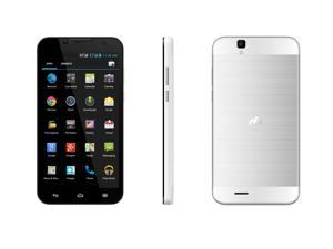 RIV R55 AWS II, Unlocked Android 4.4 Smartphone, Quad Core 1.2 Ghz Processor, 5.5 Inch Screen, 8MP AF ...