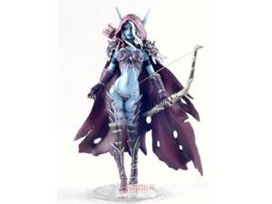World of Warcraft: Wrath of the Lich King Lady Sylvanas Windrunner Action Figure