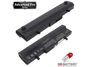 Dr Battery Advanced Pro Series: Laptop / Notebook Battery Replacement for Asus Eee PC 1001PX-BLK3X (4400mAh / 48Wh) 10.8 Volt Li-ion Advanced Pro Series Laptop Battery