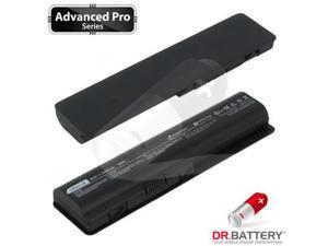 Dr Battery Advanced Pro Series: Laptop / Notebook Battery Replacement for HP EV06 (4400mAh / 48Wh) 10.8 Volt Li-ion Advanced Pro Series Laptop Battery