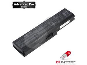 Dr Battery Advanced Pro Series: Laptop / Notebook Battery Replacement for Toshiba Satellite A665-S6087 (4400mAh / 48Wh) 10.8 Volt Li-ion Advanced Pro Series Laptop Battery