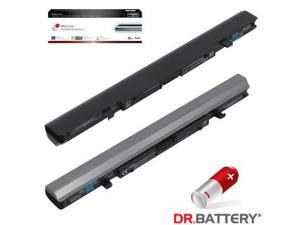 Dr Battery Advanced Pro Series: Laptop / Notebook Battery Replacement for Toshiba Satellite U940-102 (2200 mAh) 14.8 Volt Li-ion Laptop Battery