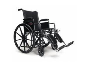 E&J Advantage Wheelchair - 16X16 DSK D-FTR - 3H010220