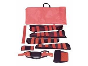 Grafco 6000 Fracture Kit - 2 adult arm splints, 2 adult leg splints