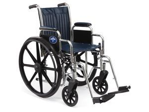 "Excel 2000 Wheelchairs, WHEELCHAIR,EXCEL,16 "",RDLA,ELR,NAVY - 1 EA"