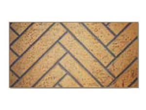 Napoleon Gd811kt Decorative Brick Fireplace Panels With Hearth Strip - Herrin...