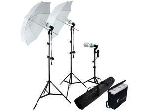 Lusana Studio Photo Portrait 600W Daylight Umbrella Continuous Lighting LNG1794