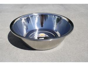 CONCORD 50 QT Stainless Steel Large Mixing Bowl Heavy Grade Bake Prep Bowl