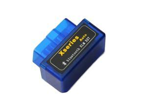 Xseries Auto Super Mini ELM327 V1.5 OBD2 OBD-II Bluetooth CAN-BUS Auto Diagnostic Tool for Windows XP, Vista, Win7, Android