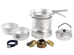 TRANGIA 27 COOKER 27-2 STOVE & COOK SET - INCLUDING KETTLE (GAS NOT INCLUDED)
