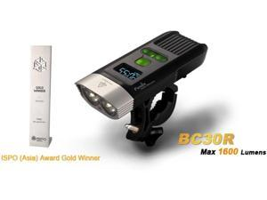 FENIX BC30R BIKE LIGHT 1600 LUMENS OUTPUT
