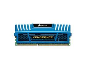 Corsair Vengeance Blue 4GB (2x2GB) DDR3 1600 MHZ (PC3 12800) Desktop Memory (CMZ4GX3M2A1600C9B)