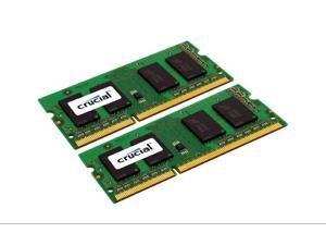 Crucial 16GB (2 x 8GB) DDR3 1333 (PC3 10600) Memory for Apple Model CT2C8G3S1339M