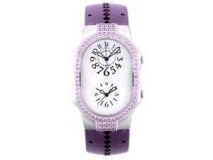 PHILIP STEIN WOMEN'S 2TF101902 QUARTZ ANALOG DUAL TIME WATCH