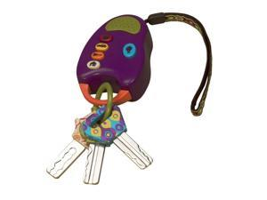 Fun Keys (Assorted Colors) - Toddler Toy by B. Toys (68625)