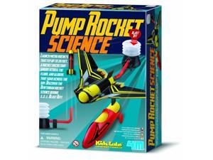 Pump Rocket Science - Science Kit by Toysmith (5577)