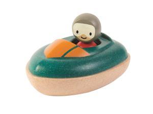 Speed Boat - Bath Toy by Plan Toys (5667)