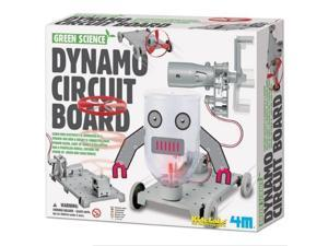 Dynamo Circuit Board - Science Kit by Toysmith (5580)