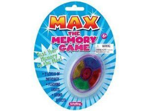 Max the Memory Electronic Game by Schylling