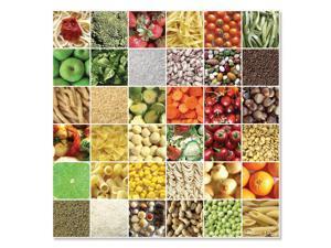 Square Meals 500 pcs. - Jigsaw Puzzle by Melissa & Doug (9035)