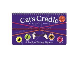 Cat's Cradle: A Book of String Figures (Book and String)