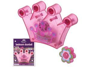 Room Doorbell-Crown - Totally Tween Products by Toysmith (2155)