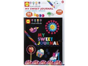 My Sweet Journal - Craft Kits by Alex Toys (153D)