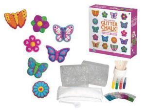 Make Your Own Glitter Chalk - Craft Kits by Orb Factory (66932)