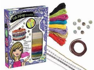 Fab Wrap Bracelets (Imaginista) - Craft Kit by Orb Factory (69186)