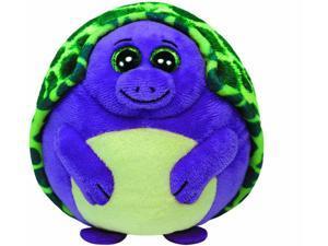 Tiki Turtle Beanie Ballz   - Stuffed Animal by Ty (38125)