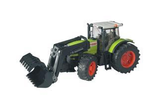 Claas Atles 936 with Frontloader - Vehicle Toy by Bruder Trucks (03011)