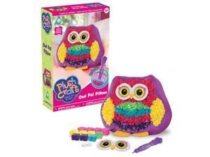 Owl Pal Pillow (Plushcraft) - Craft Kit by Orb Factory (69391)