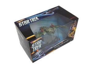 Klingon Bird of Prey Star Trek Hot Wheels by Mattel - X3086