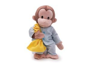 Gund Curious George Dressed in Pajamas Plush (12 Inches)
