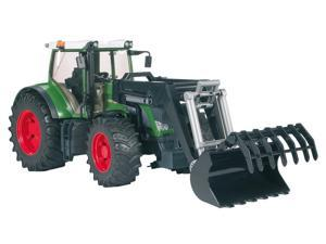 Vario 936 Tractor with Frontloader - Vehicle Toy by Bruder Trucks (03041)